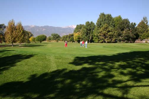 valley hi golf course in colorado springs
