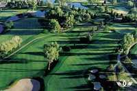 Cherry Creek: Aerial view