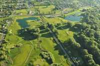 Logan River GC: aerial view