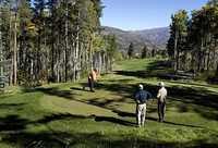 Mountain at Cordillera GC