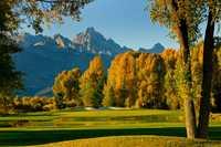 Jackson Hole Golf & Tennis Club: #13