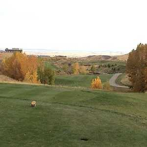 Deer Creek's 5th tee