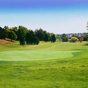 Valley Hi Municipal GC: #18