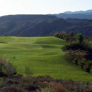 Sky Mountain GC: #18