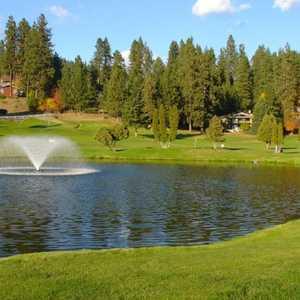 Ponderosa Springs GC: #4