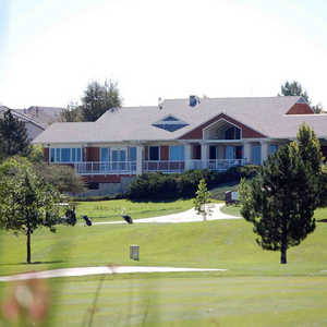 Indian Peaks GC: The Clubhouse