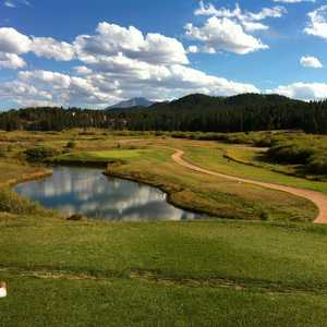 Shining Mountain GC