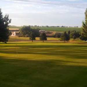Wheatland GC: #9
