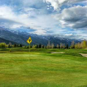 Teton Pines CC & Resort: #3