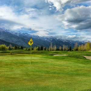 Teton Pines CC & Resort: #3