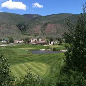 Eagle Vail GC - Willow Creek