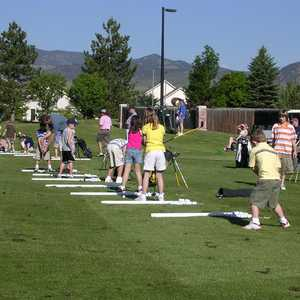 West Woods GC: driving range