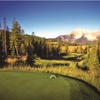 A view from tee #16 at The Reserve At Moonlight Basin Golf Club