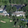 Aerial view of the clubhouse at Fort Collins Country Club
