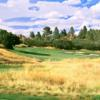 A view of green at Pinery Country Club