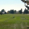 A view from tee at Eagle Lake Golf Course