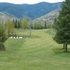 A view of fairway at Shoshone Golf & Tennis Club