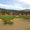 A view of the 6th fairway at Canyon River Golf Club