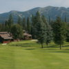 A view from Whitefish Lake Golf Club