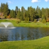 A view from tee #4 at Ponderosa Springs Golf Course