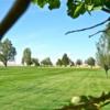 A view of a fairway at Lake Hills Golf Club