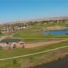 Aerial view from Lake Hills Golf Club
