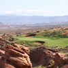 Sand Hollow: View from #15