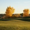 A fall view from Riverview Golf Course