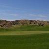 A view of the 5th hole at Black Mesa Golf Club