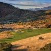 A view of a fairway at Soldier Hollow Golf Course