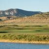 A view over the water from Coyote del Malpais Golf Course