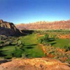 A view from Moab Golf Club