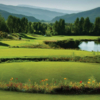 A view from a tee at Roaring Fork Club