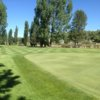 A view of a green from Ranch at Roaring Fork Golf Course