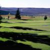 A view from Purple Sage Golf Course