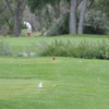 A view from a white tee at Cottonwood from Torrington Golf Course