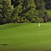 A view of a hole at Mission Mountain Country Club