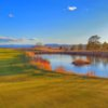 A view of a fairway at Plum Creek Golf & Country Club