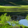 View of the 15th green at Heritage Eagle Bend Golf Club