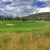 A view of a fairway at Glenwild Golf Club and Spa