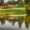 A view from the 10th green at Meadow Creek Golf Resort