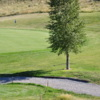 A view of a green at Madison Meadows Golf Club
