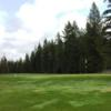 A view of a hole at Rivers Bend Golf Course