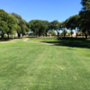 A view from a tee at Whispering Winds Golf Club