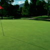 A view of a hole at Raton Country Club