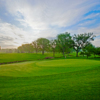 A view of the 13th green from the Eighteen Hole at Cherry Hills Country Club