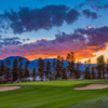 River Course at Keystone: view from the 18th green
