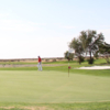 A view of a hole at Silver Sage Golf Course
