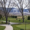A view from Casper Country Club
