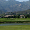 A view over the water from Park City Golf Course